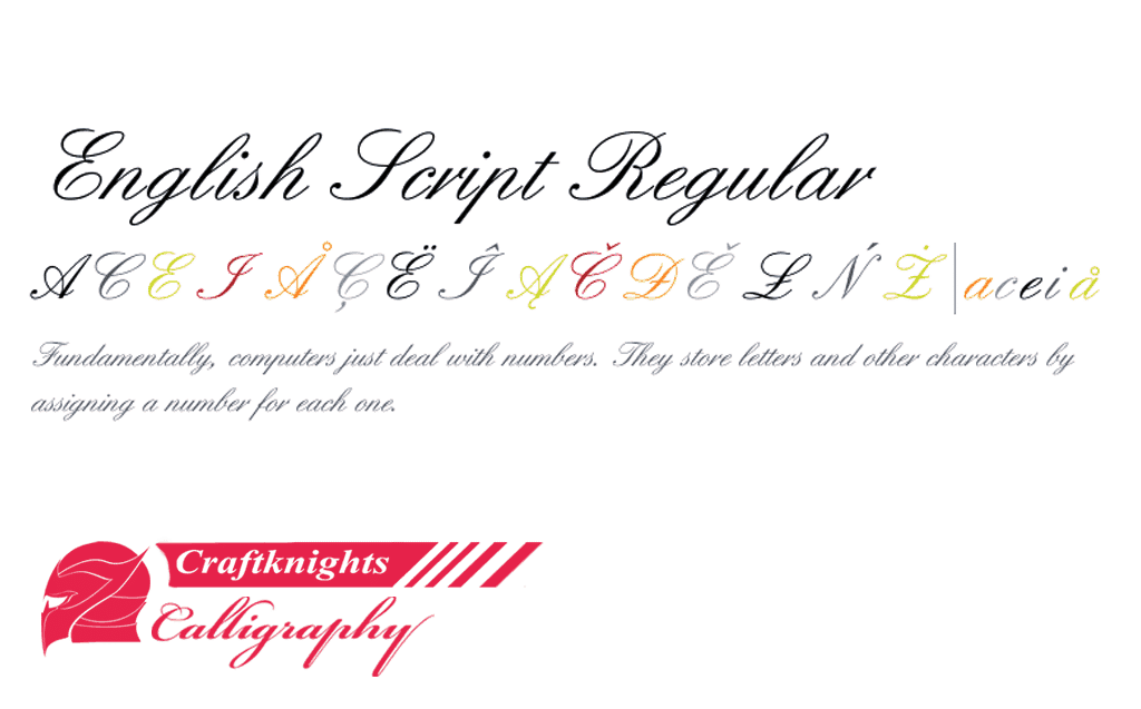 What is the Difference Between Calligraphy and Cursive Writing?