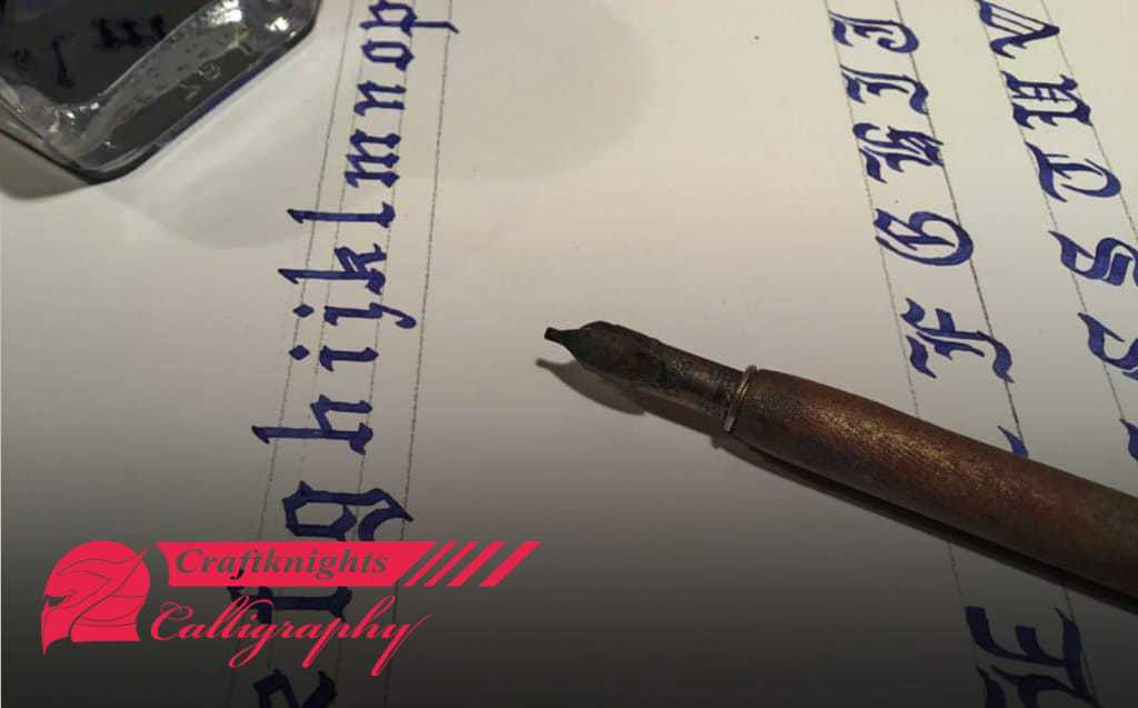 Reasons Why Your Calligraphy Dip Pen is not Working