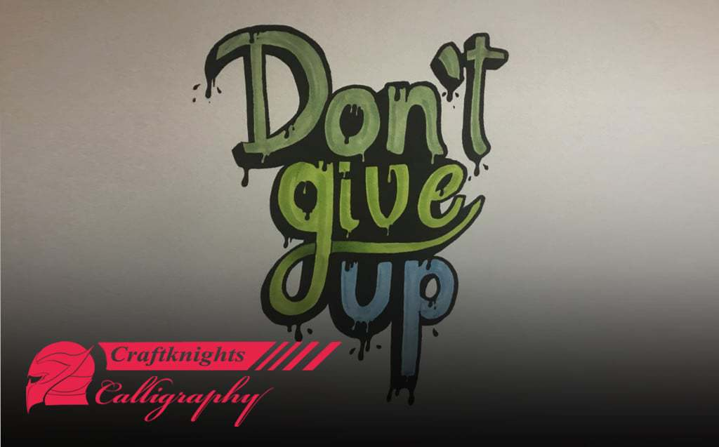 A complete free guide on how to learn Handlettering and designing your own Lettering art.
