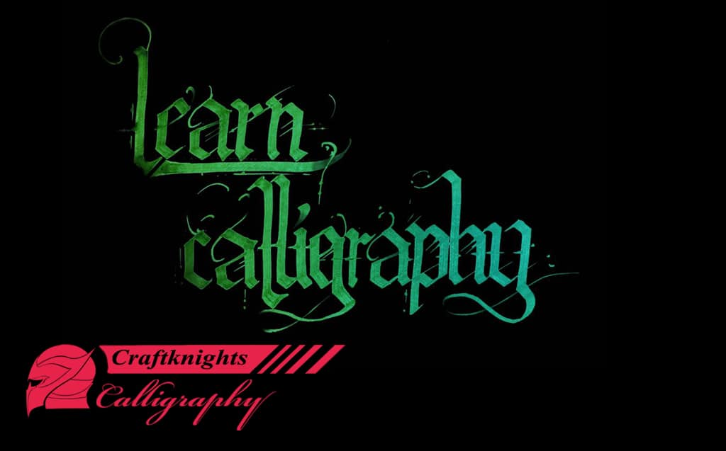 Is Calligraphy hard to learn?