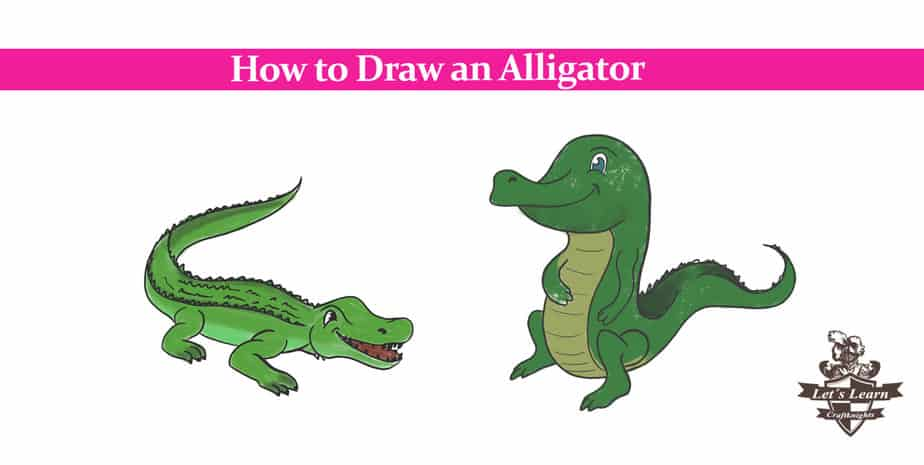 How to Draw an Alligator? A Simple Guide.