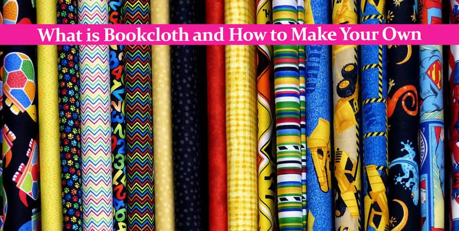 What is Bookcloth and How to Make Your Own