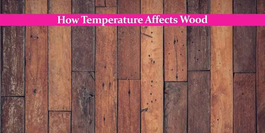 How Temperature Affects Wood: Everything You Need to Know